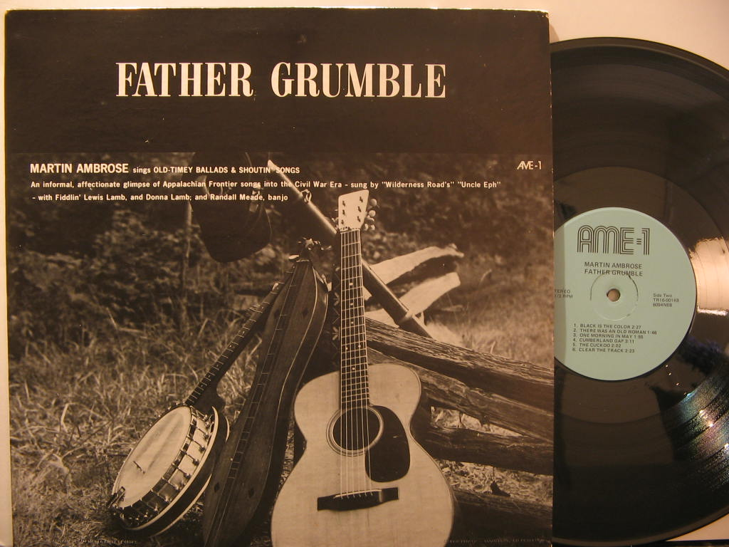 Father Grumble Album Cover